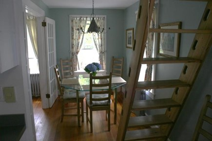 Brewster Cape Cod vacation rental - Sit and enjoy your morning coffee!