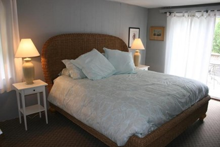 Brewster Cape Cod vacation rental - Comfortable bedroom is sure to provide a good nights sleep
