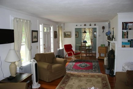 Brewster Cape Cod vacation rental - Comfortable living area