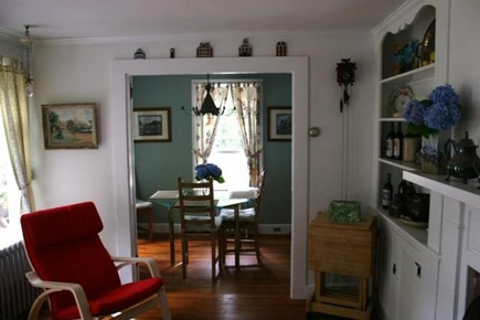 Brewster Cape Cod vacation rental - Relax with a good book!