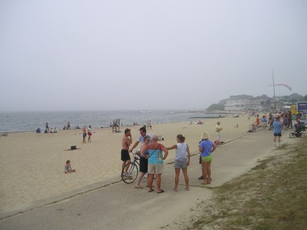 Falmouth, Teaticket  Cape Cod vacation rental - Falmouth Heights Beach