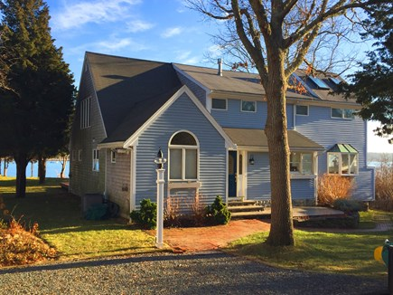 Eastham Cape Cod vacation rental - Front of Home