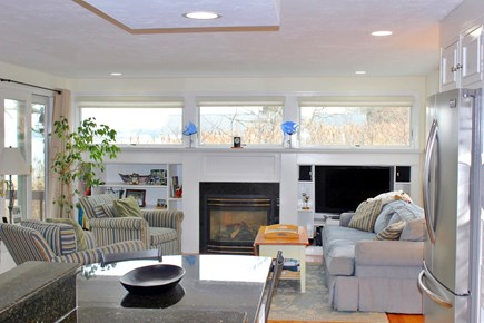 Eastham Cape Cod vacation rental - Secondary living area flat screen TV