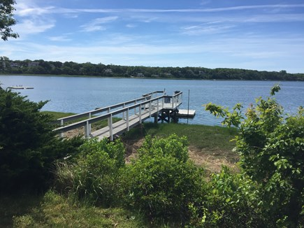 Eastham Cape Cod vacation rental - Dock