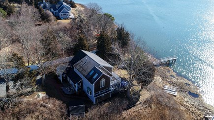 Eastham Cape Cod vacation rental - From a Bird's View