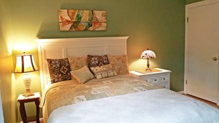 Hyannisport Cape Cod vacation rental - Master Bedroom w/ Queen, new comfy bedding