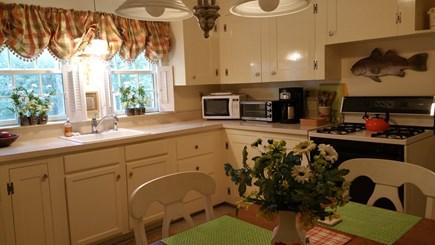 Hyannisport Cape Cod vacation rental - Functional Cozy Cottage Kitchen