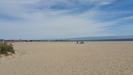 Hyannisport Cape Cod vacation rental - Sandy beach abounds!