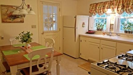 Hyannisport Cape Cod vacation rental - Sunny Bright Cottage Kitchen