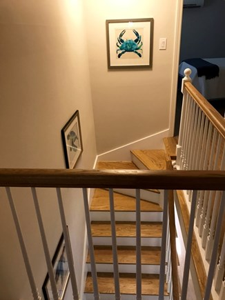 Mashpee/New Seabury New Seabury vacation rental - Stairwell