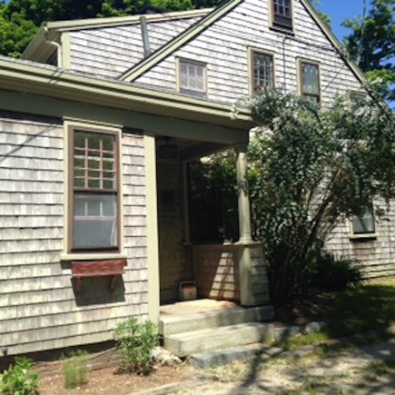 Harwich Cape Cod vacation rental - Welcome to the Sidney Brooks House! Side porch entry view.