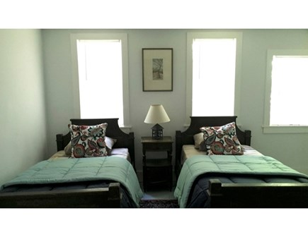 Harwich Cape Cod vacation rental - Upstairs bedroom with two twin beds and a daybed.  Comfy for kids