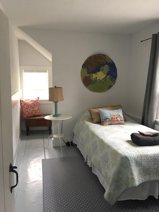 Harwich Cape Cod vacation rental - Second floor bedroom in the main house with twin bed.