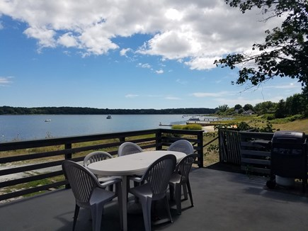 Eastham Cape Cod vacation rental - Deck/View