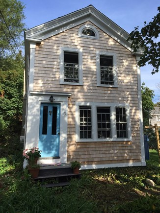 Provincetown Cape Cod vacation rental - Walk down a garden path to the historic Sailmaker Cottage