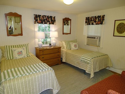 Bass River, S Yarmouth Cape Cod vacation rental - Main floor twin bedroom