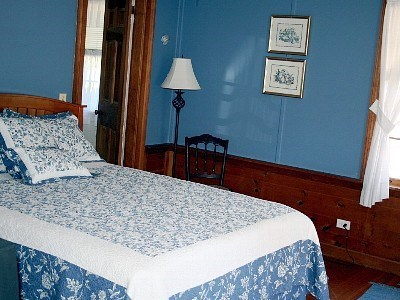 Orleans Cape Cod vacation rental - Master Bedroom with Queen Bed and Private Bath