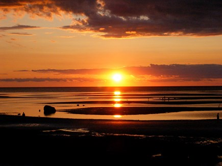 Orleans Cape Cod vacation rental - Sensational Sunsets from Your Front Door