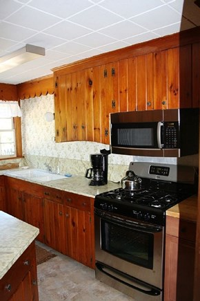Orleans Cape Cod vacation rental - Galley Kitchen