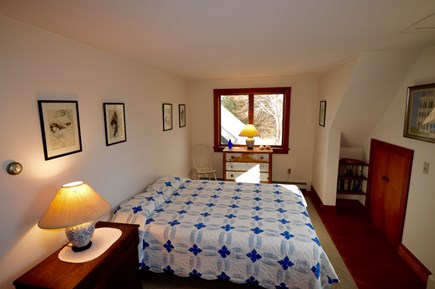 Orleans Cape Cod vacation rental - Upstairs queen bedroom