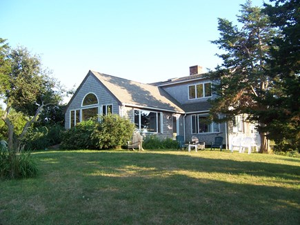 Orleans Cape Cod vacation rental - Back of home- expansive private yard