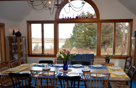 Orleans Cape Cod vacation rental - Dining room- table for 12