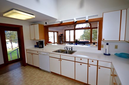Orleans Cape Cod vacation rental - Kitchen off dining room