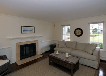 Brewster Cape Cod vacation rental - One of the two living rooms on the 1st floor