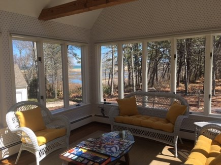 Brewster Cape Cod vacation rental - Lots of natural light and views of Cape Cod Bay