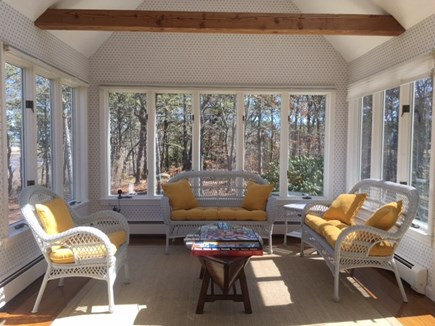 Brewster Cape Cod vacation rental - Lots of natural light and access to the deck area