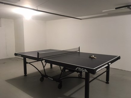 Brewster Cape Cod vacation rental - Ping pong table