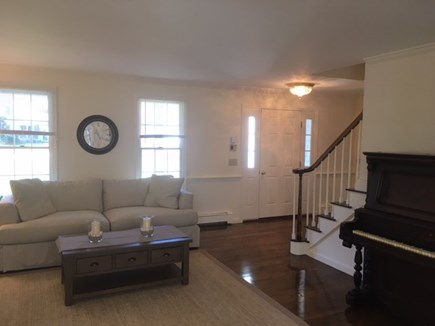 Brewster Cape Cod vacation rental - Living room on first floor