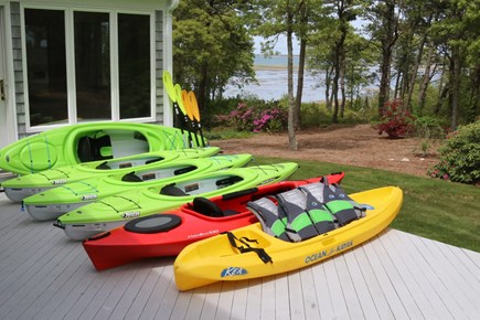 Brewster Cape Cod vacation rental - Kayaks for your use