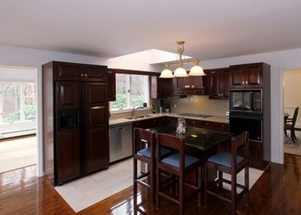 Brewster Cape Cod vacation rental - Well equipped kitchen awaits you