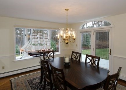Brewster Cape Cod vacation rental - Captains dining room