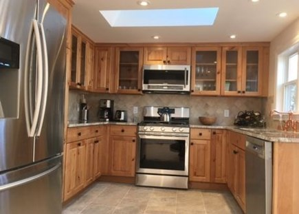 Chatham Cape Cod vacation rental - Beautifully designed kitchen is sure to please the cook in you