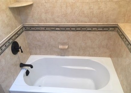 Chatham Cape Cod vacation rental - 1st floor bathroom with a spacious tub