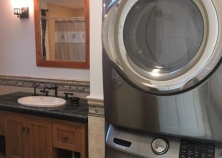 Chatham Cape Cod vacation rental - Laundry area is convenient on the 1st floor