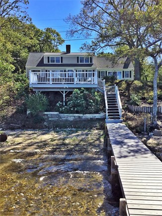 Harwich/Long Pond Cape Cod vacation rental - Pleasant Shores View From Doc