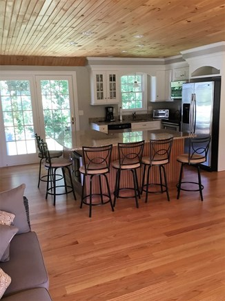 Harwich/Long Pond Cape Cod vacation rental - Open Kitchen Layout Guest House
