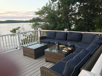 Harwich/Long Pond Cape Cod vacation rental - Deck with Breathtaking Views