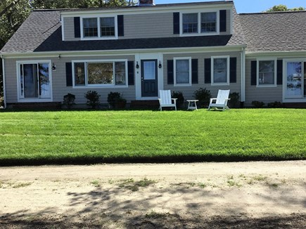Harwich/Long Pond Cape Cod vacation rental - Front View Picture Perfect