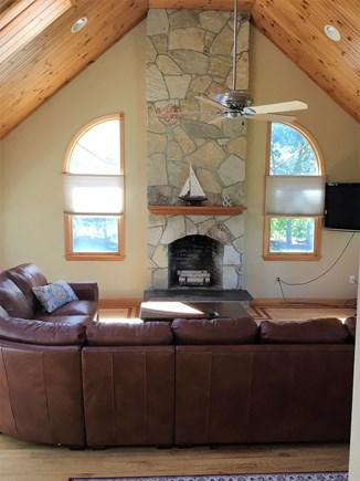 Harwich/Long Pond Cape Cod vacation rental - Wonderfully Inviting Family Room