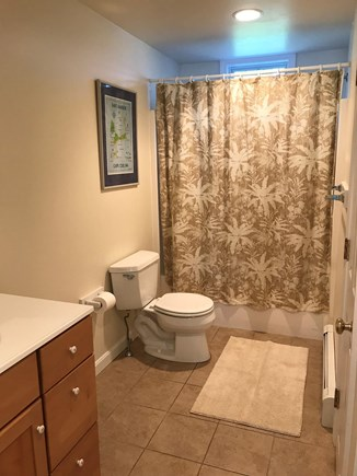 Eastham Cape Cod vacation rental - 1st floor bath