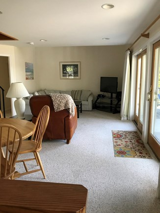 Eastham Cape Cod vacation rental - 2nd Floor Livingroom with waterviews