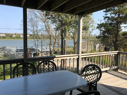 Eastham Cape Cod vacation rental - 2nd Floor Deck (right off the 2nd floor livingroom)