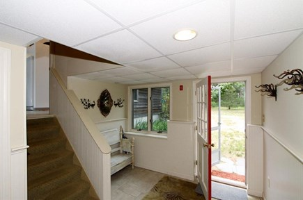 Eastham Cape Cod vacation rental - Downstairs entry