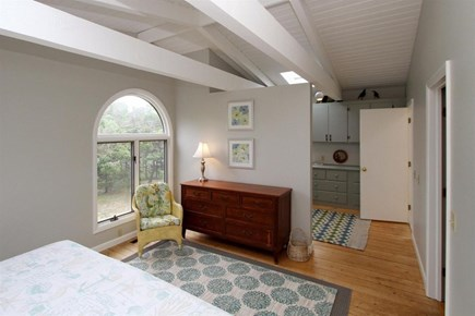 Eastham Cape Cod vacation rental - Master bedroom with view towards dressing room