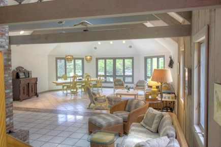 Eastham Cape Cod vacation rental - Great Room