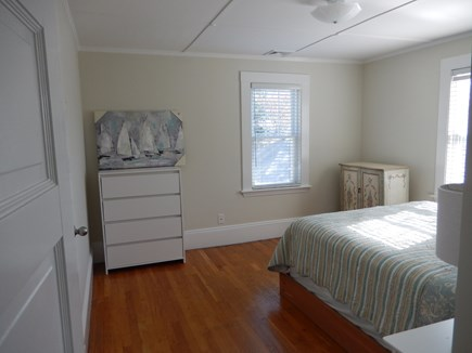 Falmouth Heights Cape Cod vacation rental - Bedroom on second floor with queen bed